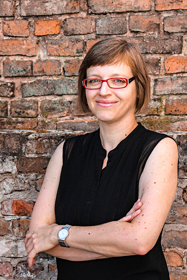 Psychotherapie Wandlitz Claudia Schönberg-Hanke Portrait